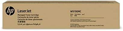 Amazon.com: HP (W9190MC) Color Laserjet MFP E77822, E77825, E77830 Negro  Managed Laserjet Toner Cartridge (29,000 Yield): Office Products
