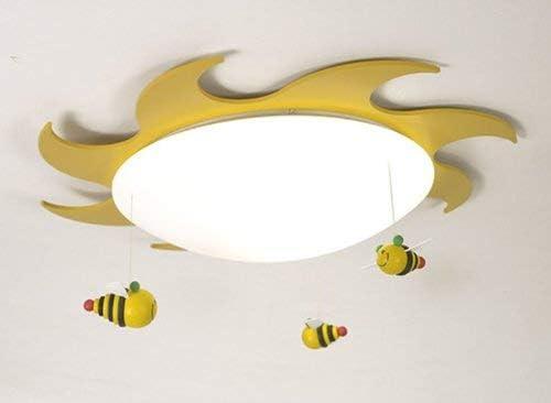 Kinderzimmerlampe Kinderlampe Kinderleuchte Deckenlampe Biene Fliege Lampe