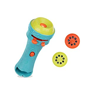 B. Toys - Light Me To The Moon Projector Flashlight