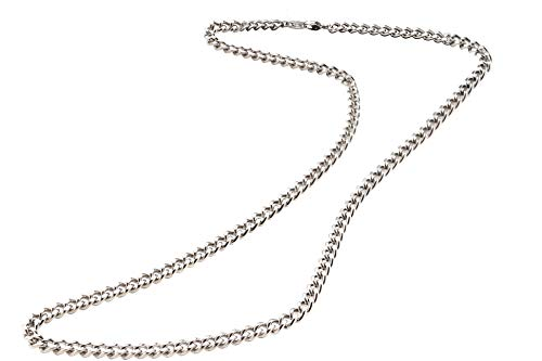 Phiten Titanium Chain Necklace, 20