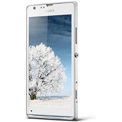 Sony Xperia SIM-free Android Smartphone White  discontinued manufacturer