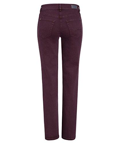 Jeans Bordeaux Perfect nbsp;d975 0380l504097 Melanie Pour Mac Femme Fit Pantalon P8nwkN0OX