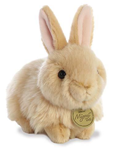 (Aurora World Inc. Angora Bunny TAN)