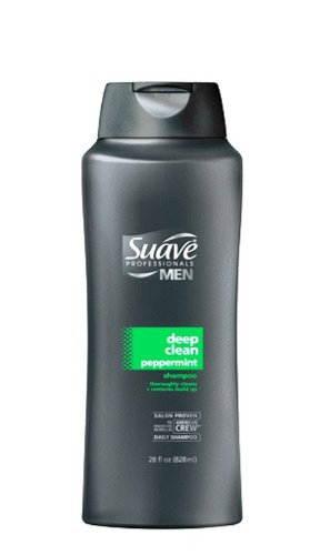 Suave Professionals Shampoo Clean Peppermint product image