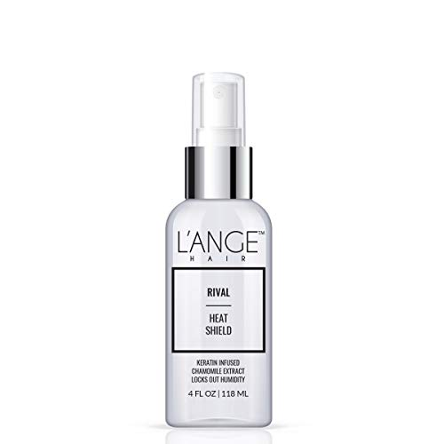 L'ange Hair Rival Heat Shield, 4 Ounce (Number 4 Jour D Automne Sugar Texturizing Spray)