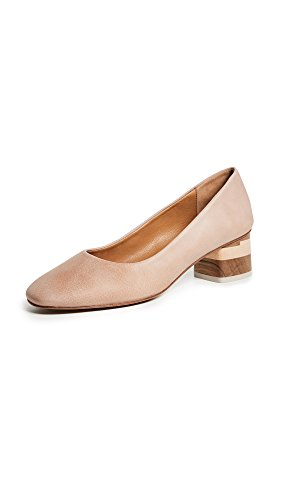 Coclico Shoes Mujeres Epic Block Heel Pumps Desnudo