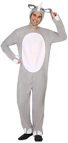 Atosa Rhino, Costume ()