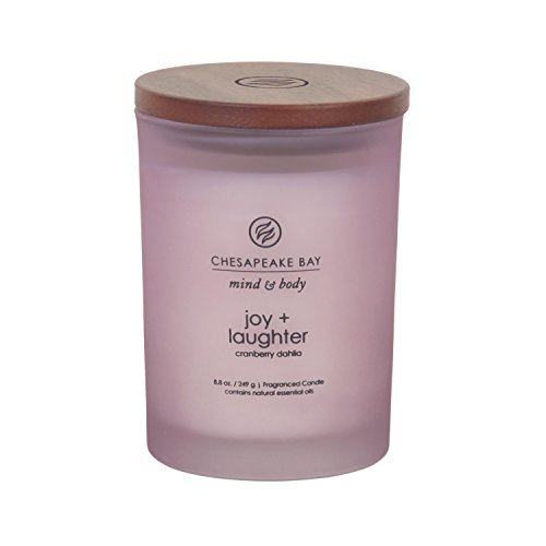 Chesapeake Bay Candle Mind & Body Collection Medium Jar Scented Candle