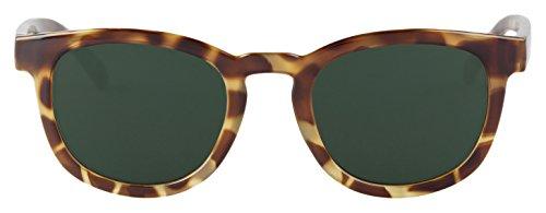 MR.BOHO High-Contrast Tortoise Brera with Classical Lenses, Lunettes de Soleil Mixte Adulte, Multicolor (Carey), Taille Unique