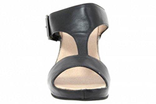 Mam Femme DOLIC Noir Sandale Zelle Mule pxCprXwaq