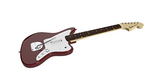Rock Band Fender Jaguar Guitar Controller for PlayStation 4 (Rock Band 4 Vs Rock Band Rivals)
