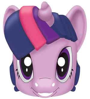 My Little Pony Friendship Vac Form Mask  Per Amazon Combined