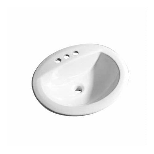 Oval 19 Lavatory Sink - 5