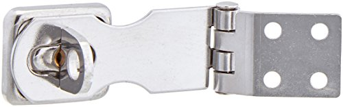 Sea Steel Dog Stainless Line (Sea Dog 221130-1 Stainless Steel Swivel Hasp)