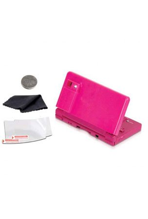 dreamGEAR Photo Light for DSi - Hot Pink (Free HandHelditems Sketch Universal Stylus (Dsi Light)