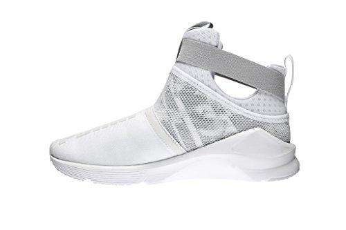 Blanco Puma Swan Altas Fierce Zapatillas Strap Mujer q8zw8