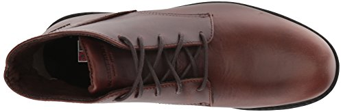 Boot Industrial Toe Bedford Brown Steel SR Wolverine Men's Chukka 7WnHYn0v