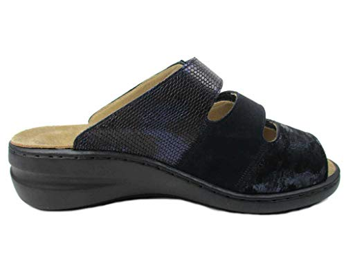 Women's Solidus Solidus Blue Women's Clogs q6wBXWUXPx