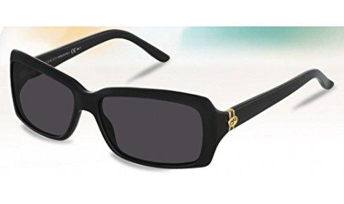 Gucci Sunglasses - 3590 / Frame: Black Lens: Dark Gray