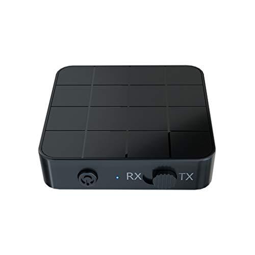 Qinghengyong Bluetooth 5.0 audio-ontvanger Zender 2 zender ontvanger muziek ontvanger in 1 3.5mm jack AUX RCA Stereo…