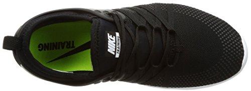 TR 7 Nike da Black Scarpe 001 Donna Wmns White Running Free Nero pBBUSa