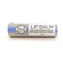 Doterra Lip Balm With Peppermint & Wild Orange