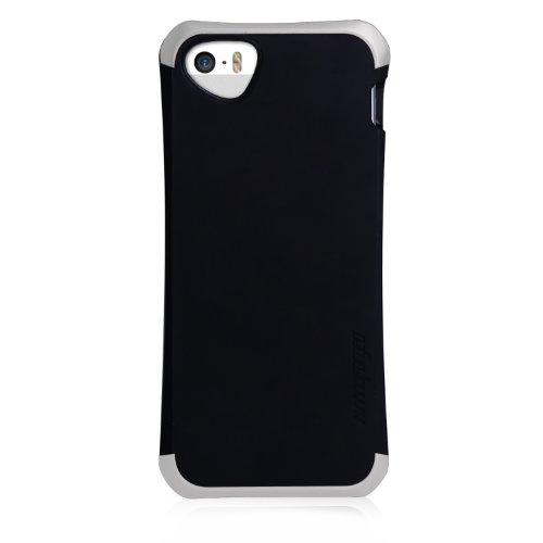 Itskins Nitro Forged Schutzhülle für iPhone 5 / 5S, silberfarben