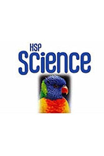Harcourt Science: Az Big Book Earth&Space Unit C Grade 1 PDF