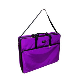 Mascot Metropolitan Tutto Embroidery Bag Extra Large, X, Purple