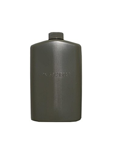 (BootYo! FlaskYo SportFlask- fishing, skiing and carrying flask- 16oz Military pilot issue-Green)