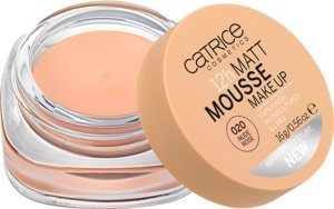 Catrice 12h Matt Mousse Make up -020 Nude Rose
