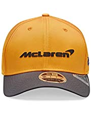 McLaren Officiële Formule 1 Merchandise 2020 Collectie - Lando Norris Pet 9Fifty - Team Logo - Heren - Oranje - M/L