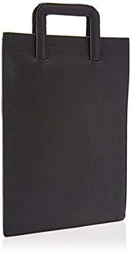 Piquadro Ac4099w86 - Bolso de mano Unisex adulto negro