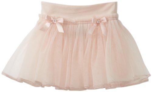Danskin Big Girls' Pull-on Skirt, Theatrical Pink, Intermediate/Medium (Pink Danskin Skirt)