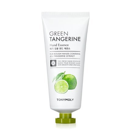 オレンジアリ適合しました[Renewal] TONYMOLY Green Tangerine Hand Essence/トニーモリー 青みかん ハンド エッセンス 80g [並行輸入品]