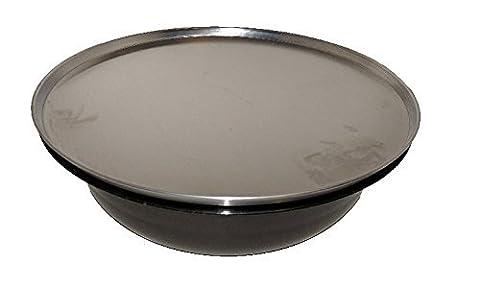 Brinkmann Water 812-0002-0 Pan Cover, BBQ Smoker Accessory (15