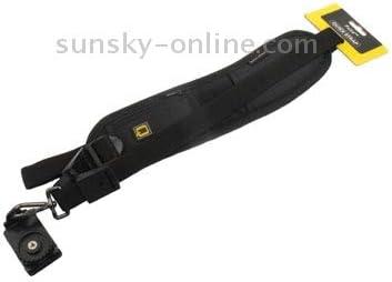 Black HONGYU Camera Accessories Safe /& Fast Quick Rapid Camera Single Sling Strap