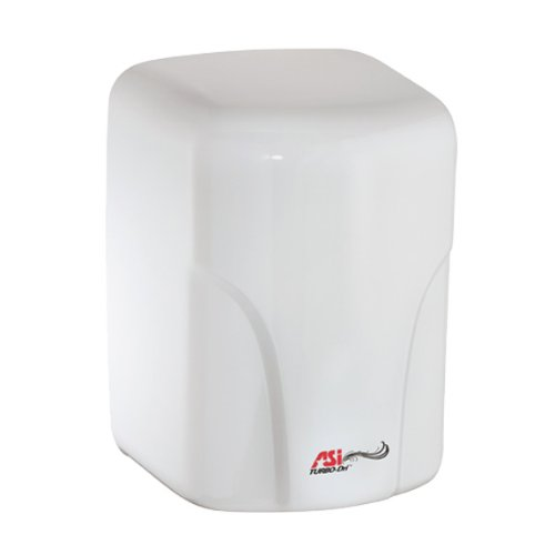 ASI ROVAL TURBO-Dri 0197-1 Hand Dryer - White Steel - 115V by ASI