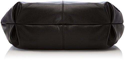 Timberland Tb0m5753, Borsa a Tracolla Donna, Nero (Black), 10x37x40 cm (W x H x L)