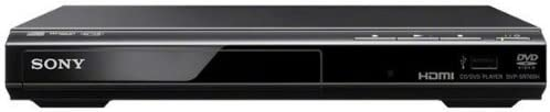 SONY DVD-Player DVP-SR760HB + HDMI-Kabel F3Y021BF2M - 2 m