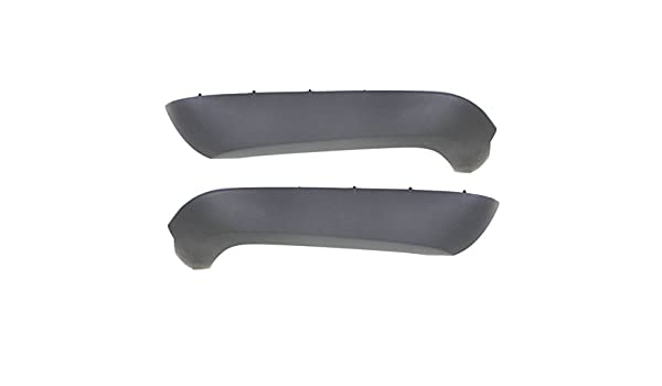NEW FRONT LEFT FENDER FLARE PRE PAINTED FITS 2005-2007 JEEP LIBERTY CH1268114