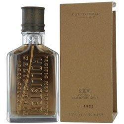Hollister Socal Cologne Spray for Men, 1.7 Fluid Ounce by Hollister