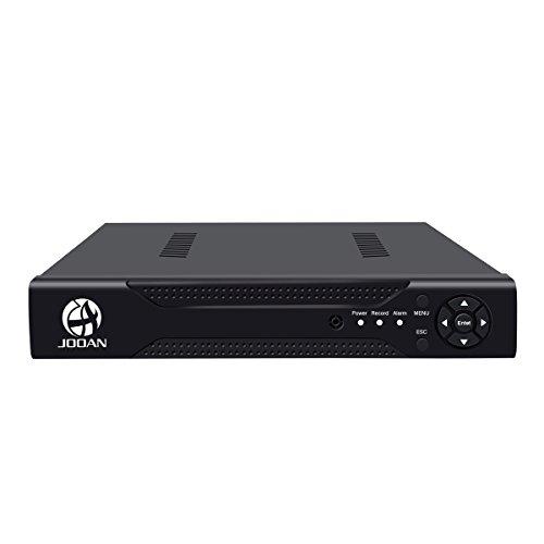 Security Camera, JOOAN JA-7214N 4CH NVR Network Video Recorder for 720P 960P 1080P Security Network IP Camera Support ONVIF Protocol