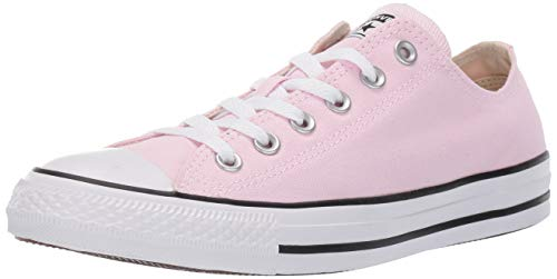Converse Unisex Chuck Taylor All Star Seasonal 2019 Low Top Sneaker, Pink Foam, Men's 5 M US / Women's 7 M ()