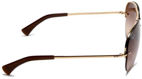 lunettes Ban Marron Gold Montures Rb Ray de adulte 59 mixte 3449 S06wdxPaq