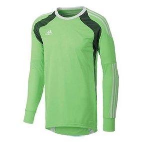 3439edbb056 New Adidas Men's Onore 14 Goalkeeper Jersey Green Zest/Amazon Green/White  X-Large