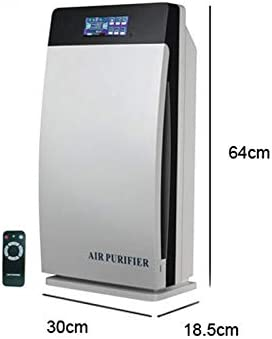 ODJDBDK Purificador De Aire HEPA, Activado, Carbono, Ozono, Iones ...