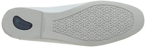 Mujer Slippers Nappa Iii Capri Stonefly 1 Bianco 010 white SXw7qx6