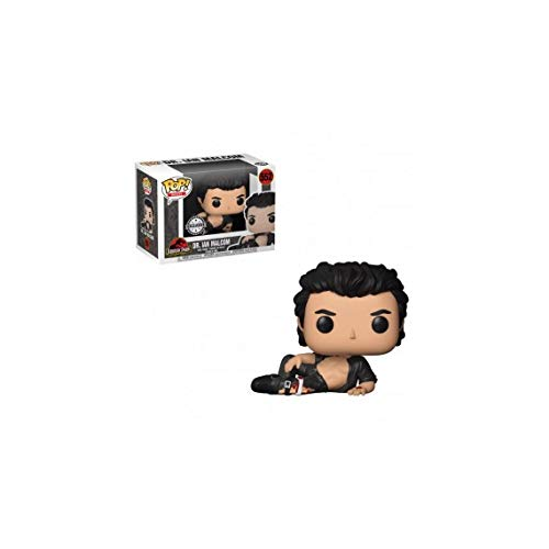 POP! Movies: Jurassic Park-Dr. Ian Malcolm Wounded Exclusive