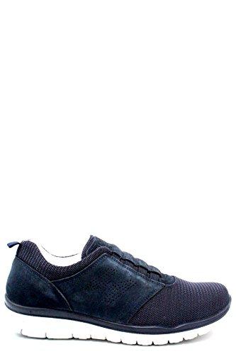 amp;co 11162 Igi Sneaker Blu Ubn Uomo Sq7Hd